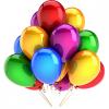 Украшения воздушными шарами  своими руками